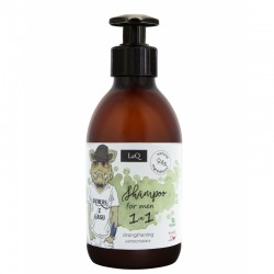 LAQ Dziki szampon dla...