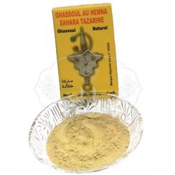 Glinka Ghassoul + Henna...