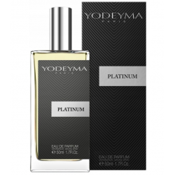 PERFUMY YODEYMA PLATINUM 50 ML